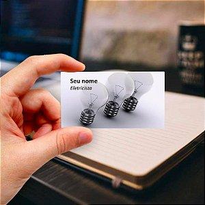 Cartão de visita para Eletricista 6 Profissional
