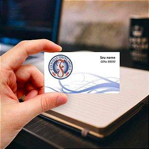 Cartão de visita para Fonoaudiologia 5 Profissional