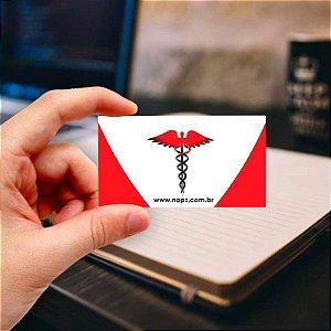 Cartão de visita para Médico 5 Profissional