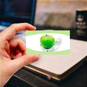 Cartão de visita para Nutricionista 15 Profissional