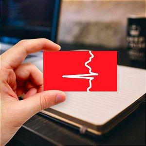 Cartão de visita para Médico 10 Profissional
