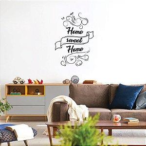 Adesivo Decorativo Home Sweet Home