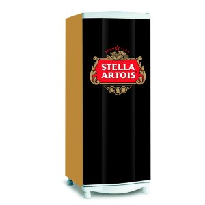 Adesivo de geladeira Stella Artois