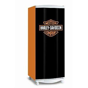 Adesivo de geladeira Harley Davidson