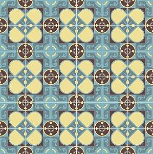 Adesivo de Azulejo Decorativo Marrocos
