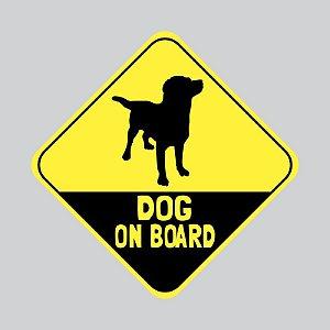 Adesivos Dog On Board
