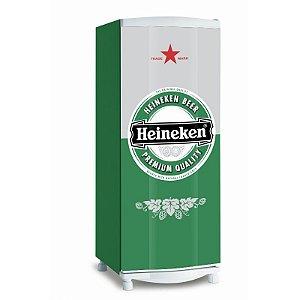 Adesivo de geladeira Heineken 2