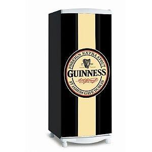 Adesivo de geladeira Guinness