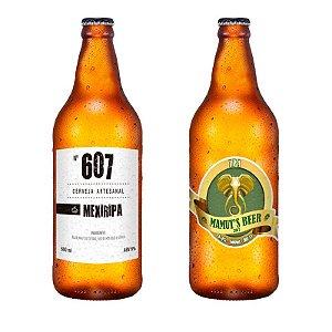 Rótulo de Cerveja Artesanal
