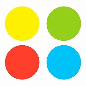 Adesivo Obrea - Para alvo 4 cores
