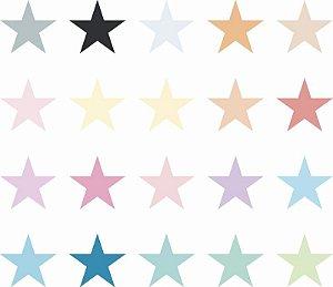 Adesivo Decorativo Estrelas