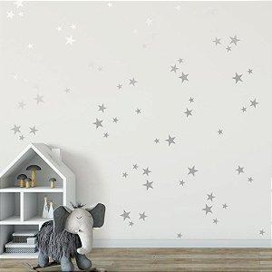 Adesivo Decorativo Estrelas 2