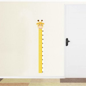 Adesivo decorativo Régua Girafa