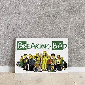 Placa decorativa breaking bad 2