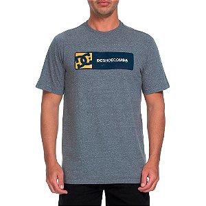 Camisa DC Básica Cinza