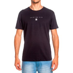 Camiseta Hang Loose Clean Preto
