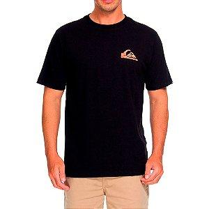 Camiseta QuikSilver Preta