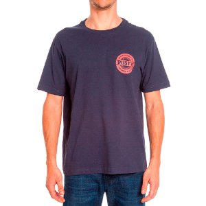 Camiseta Rusty Stuck Azul