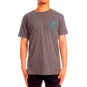 Camiseta Hang Loose Wavy Cinza