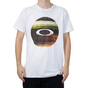 Camiseta Oakley Eclipse Tee Branco