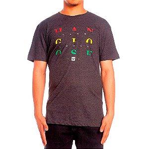 Camiseta Hang Loose Silk Jah Preta