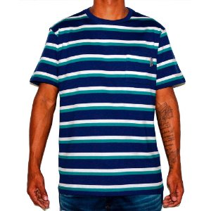 Camiseta DC Especial Oakride Azul