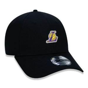 Boné New Era 940 NBA Los Angeles Lakers OSFA Preto