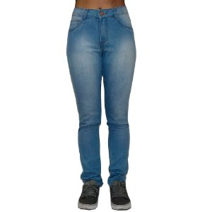 Calça Freesurf Jeans Slim Stone Feminina
