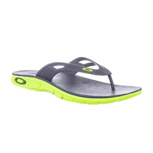 Chinelo Oakley Rest 2.0 Laser