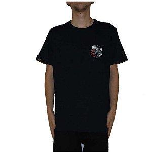 Camiseta Okdok Black Panther Preto