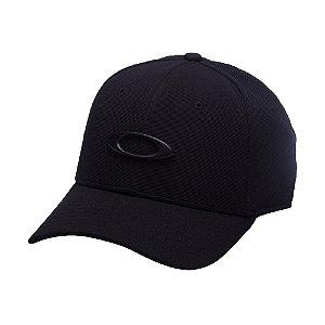 Boné Oakley Tincan Black/Carbon Fiber