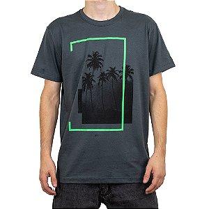 Camiseta Keek's La Playa Grafite