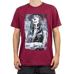 Camiseta Keek's Katrina Vinho