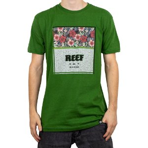 Camiseta Reef Still At The Beach Verde