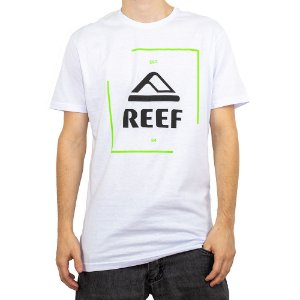 Camiseta Reef Capsula Corporativa Branco