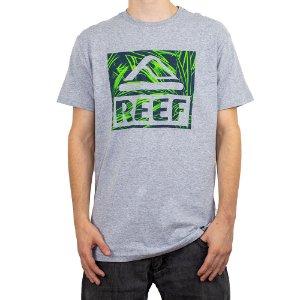 Camiseta Reef Tropical Cinza
