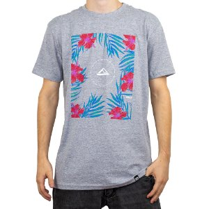 Camiseta Reef Planet Cinza