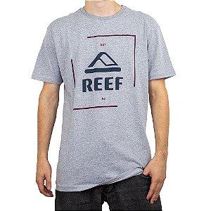 Camiseta Reef Capsula Corporativa Cinza