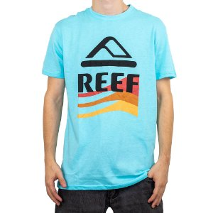 Camiseta Reef Rising Wave Azul