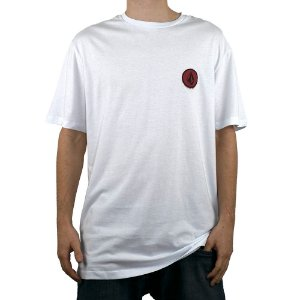 Camiseta Volcom Spray Stone Branco