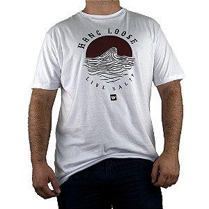 Camiseta Silk Live