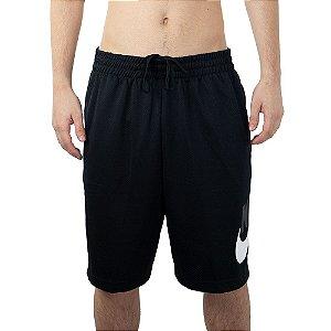 Bermuda Nike SB Cordão Elástico Dry Sunday Black