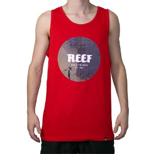 Regata Reef Still At The Beach Vermelho