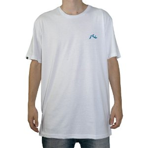 Camiseta Rusty Happy Branco