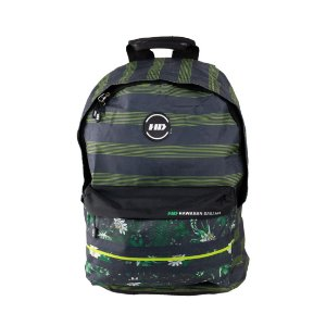 Mochila HD Stripes Verde