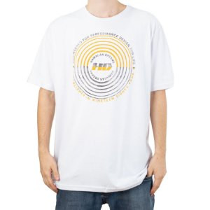 Camiseta HD Performance Design Branco