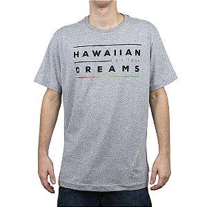 Camiseta HD Reggae Color Cinza