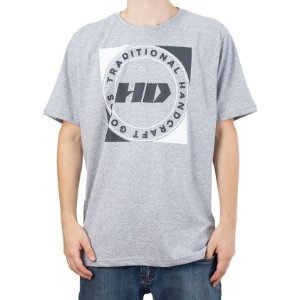 Camiseta HD Handcraft Goods Cinza