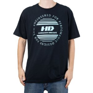 Camiseta HD Designe for Life Preto