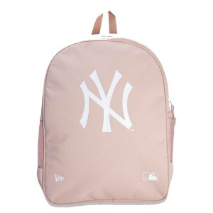 MOCHILA MÉDIA NEW ERA MLB NEW YORK YANKESS ROSA